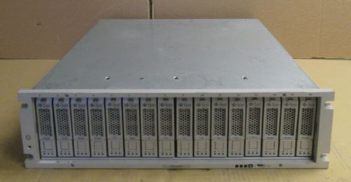 Sun Storagetek CSM200-EU 16 Bay 4GB Fibre Channel Array Enclosure 596-5802-01